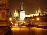 Prague Ghosts