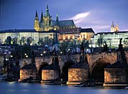 The Residence of Czech Kings - Prague Castle